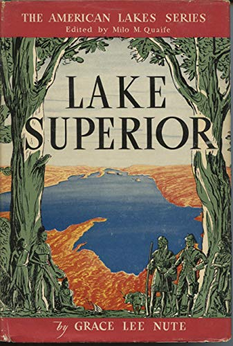 9781121204775: Lake Superior (The American lakes series)