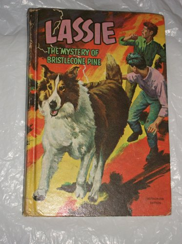9781121220102: Lassie - The Mystery of Bristlecone Pine