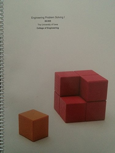 Title: Engineering Problem Solving 1 59:005: The University of