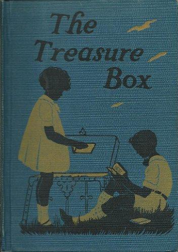 9781121260146: The treasure box: Third reader (Story and study readers)