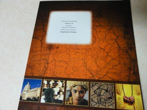 9781121277809: Primis History (American Civilization, History 1700)