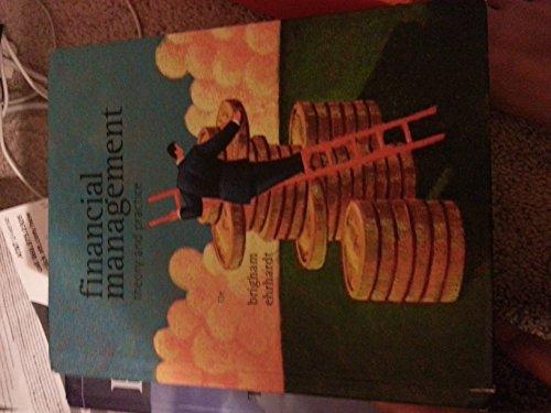 9781121371774: Advanced Financial Management (ISBN-10: 1439078092 | ISBN-13: 978-1439078099 | Edition: 13)