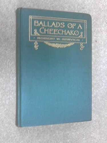 9781121426696: Ballads of a Cheechako