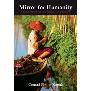 9781121449657: Mirror for Humanity (A concise Introduction to Cultural Anthropology)