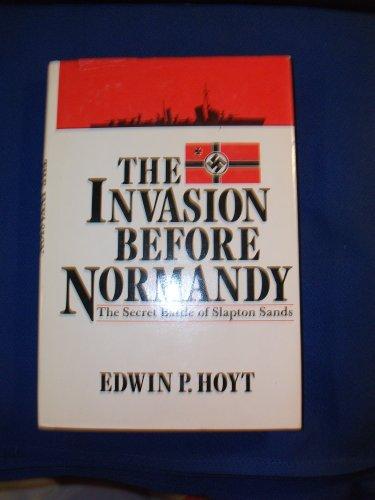 9781121456884: Invasion Before Normandy the Secret Batt
