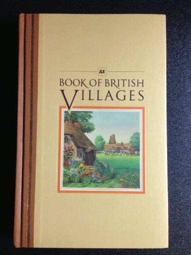 9781121461703: AA Book of British Villages: A Guide to 700 of the Most Interesting and Attractive Villages in Britain