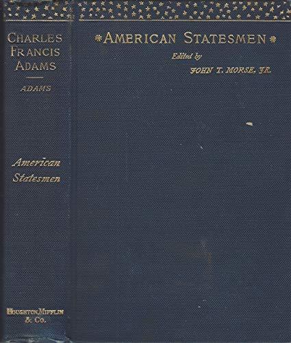 9781121464186: CHARLES FRANCIS ADAMS, by his son