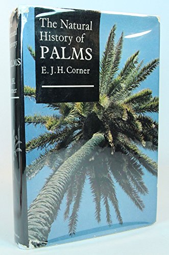 9781121492868: The Natural History of Palms