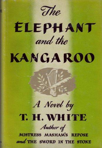 9781121501119: The Elephant and the Kangaroo