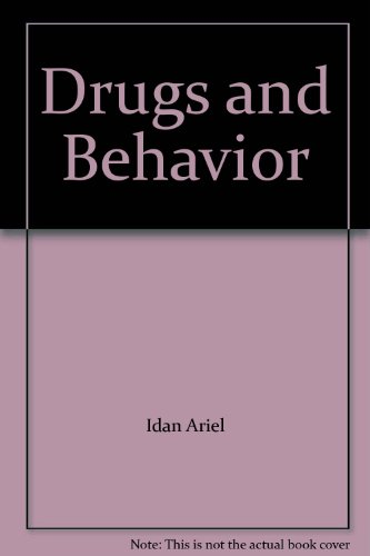 9781121569447: Drugs and Behavior
