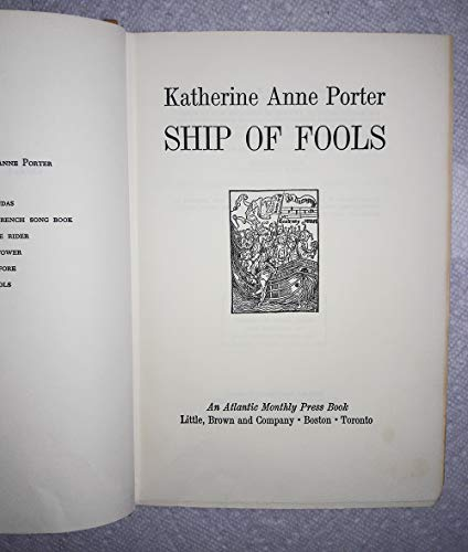 9781121576186: Ship of Fools