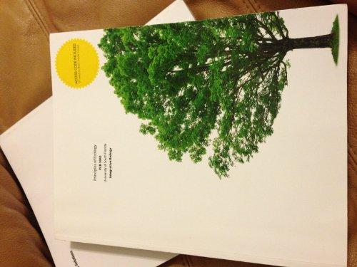 9781121578159: Principals of Ecology: University of South Florida Edition PCB 3043