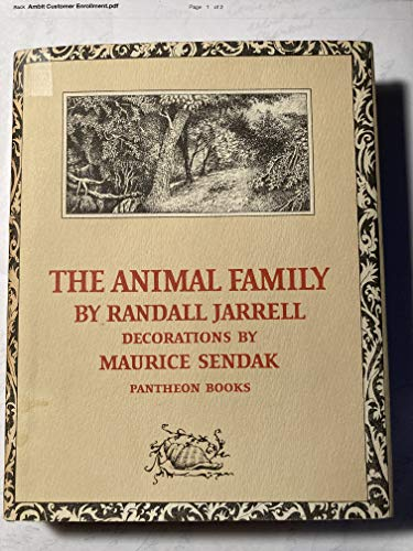 9781121578296: The Animal Family
