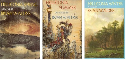 9781121590861: Helliconia Spring; Helliconia Summer; Helliconia Winter (Helliconia Trilogy)