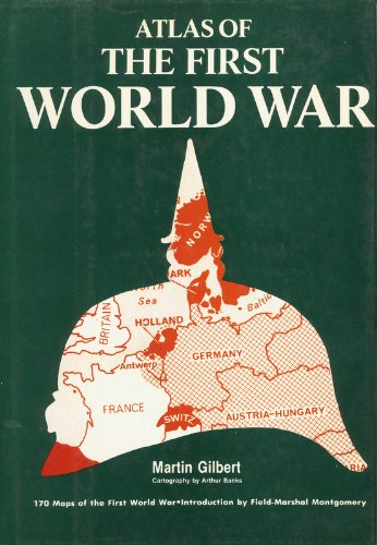 9781121603356: Atlas of the First World War (Atlases of World History)