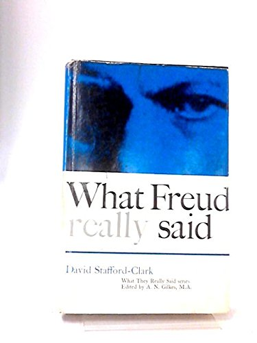 9781121607347: What Freud Really Said (What they really said series)