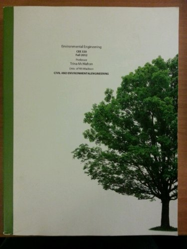 9781121608443: Environmental Engineering CEE 320