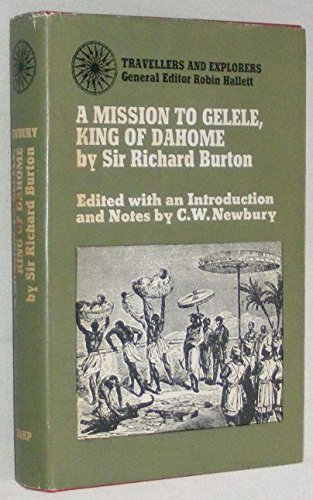 9781121618619: A Mission to Gelele, King of Dahome