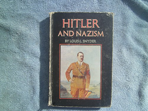 9781121674745: Hitler and Nazism