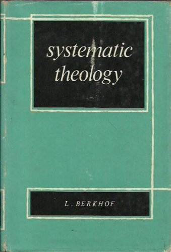 9781121682689: SYSTEMATIC THEOLOGY