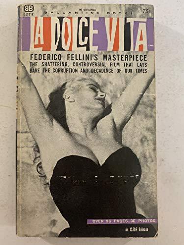 9781121693319: La Dolce Vita: Federico Fellini's Masterpiece
