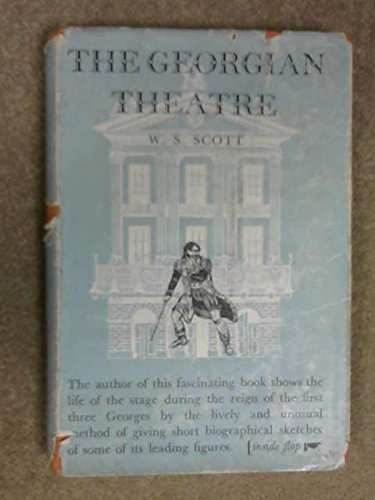 9781121700154: The Georgian theatre
