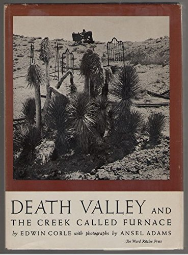 9781121732827: Death Valley And The Creek Called Furnace