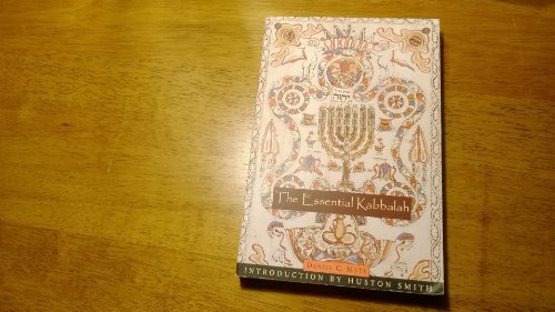 9781121766938: The Essential Kabbalah, The Heart of Jewish Mysticism (Mystical Classics of the