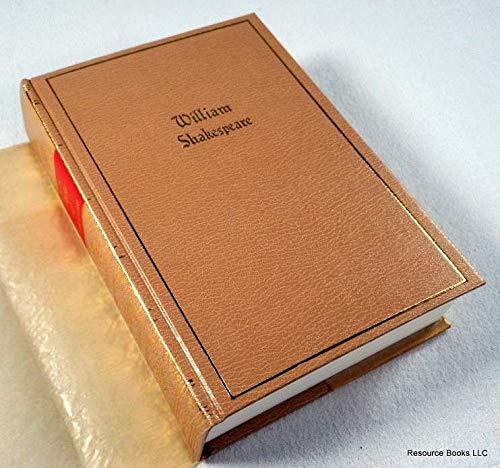 Works of William Shakespeare Complete: Shakespeare, William