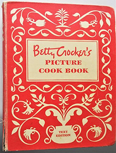9781121848931: Betty Crocker's Picture Cook Book