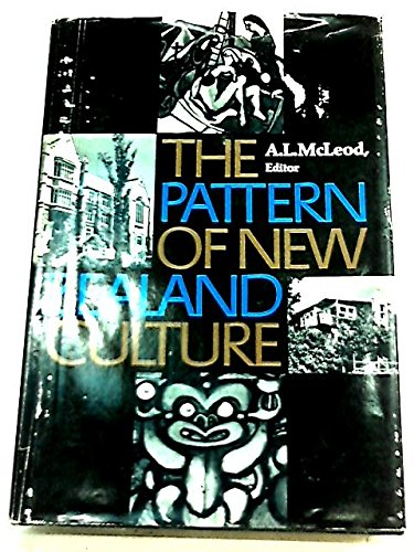9781121897281: The Pattern Of New Zealand Culture