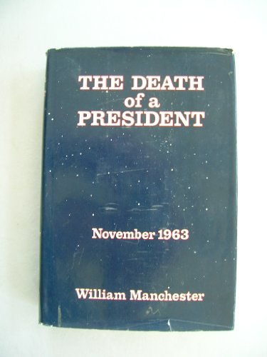 9781121964976: The Death of a President : November 20 - November 25 1963