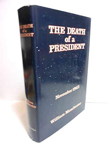 9781121964976: The Death of a President: November 1963