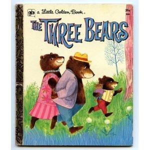 9781121988781: The Three Bears