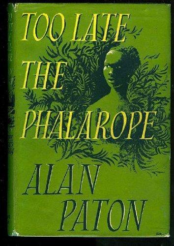 9781121994386: Too Late The Phalarope