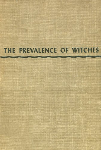 9781122026086: The Prevalence of Witches