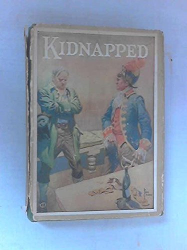 9781122061131: Kidnapped;: Being memoirs of the adventures of David Balfour in the year 1751,