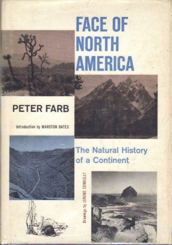 9781122086691: Face of North America; the natural history of a continent