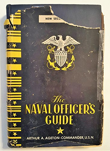 9781122092777: The Naval Officer's Guide