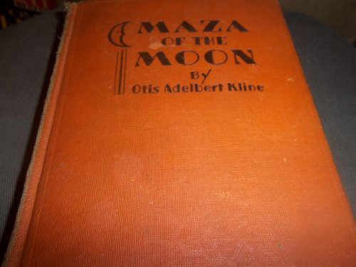 9781122109246: Maza of the Moon 1st Edition