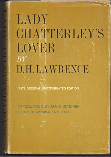 9781122134569: Lady Chatterley's Lover