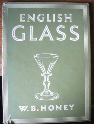 9781122143011: English Glass. (Britain in Pictures.)