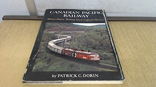 9781122153577: Canadian Pacific Railway