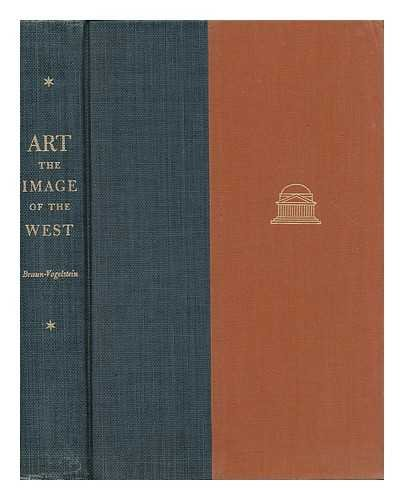 9781122197465: Art: The image of the West