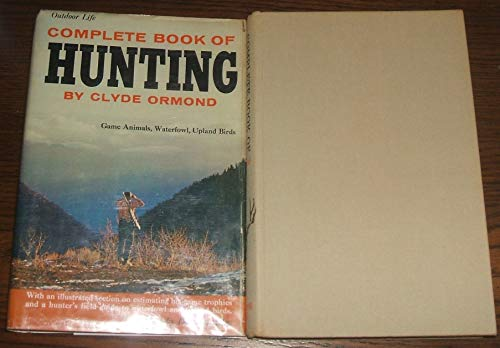9781122214179: Complete book of hunting