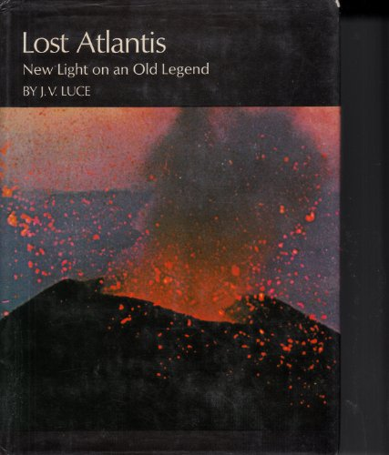 9781122265515: Lost Atlantis: New Light on an Old Legend.