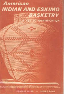 9781122301954: American Indian and Eskimo Basketry: a key to identification