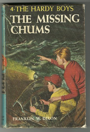 9781122314039: Hardy Boys #4: The Missing Chums