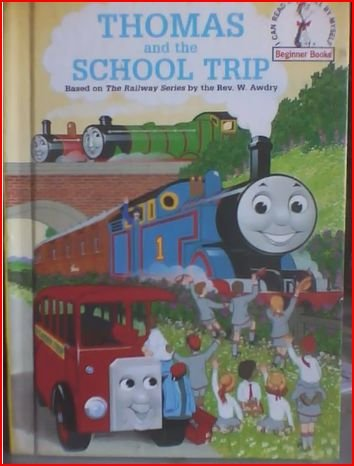 9781122434430: Thomas and the School Trip