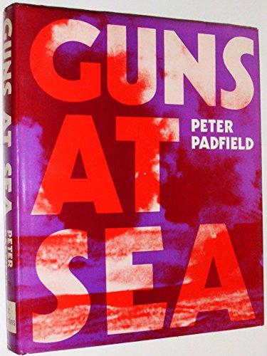 9781122436373: Guns at sea